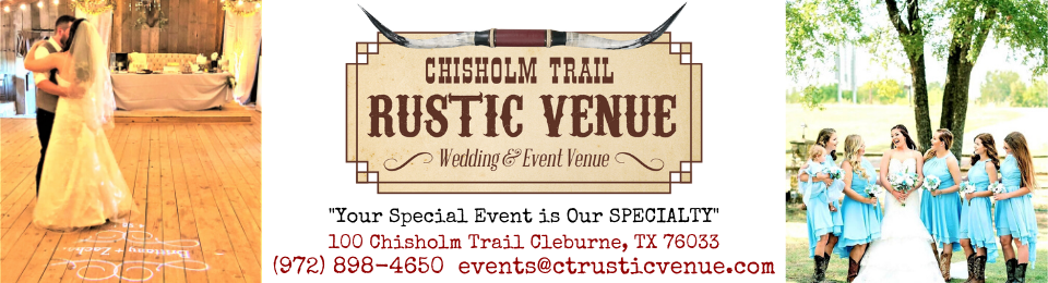 Chisholm Trail Rustic Venue